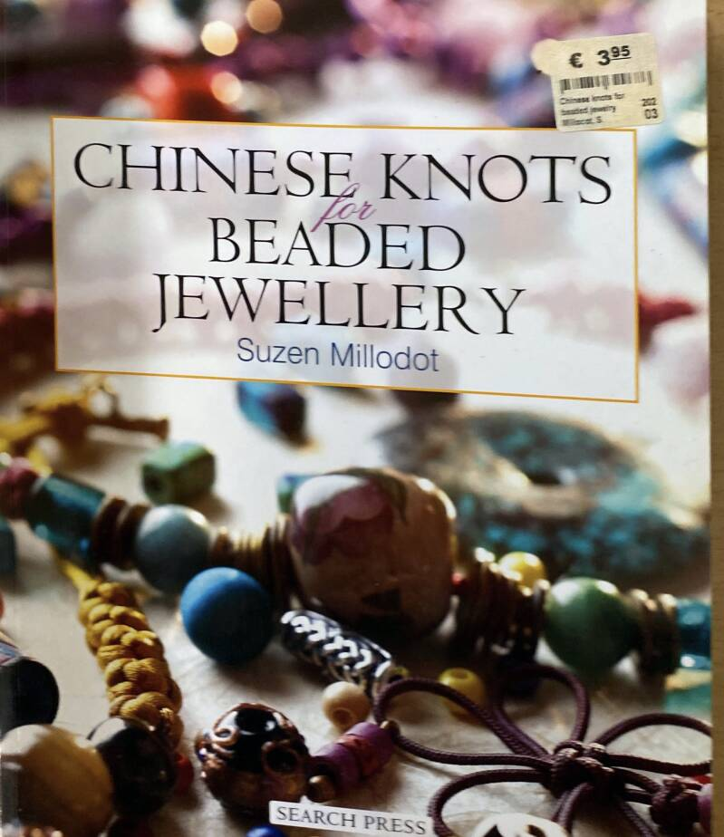 Chines knots for beaded jewelry - Suzen Millodot