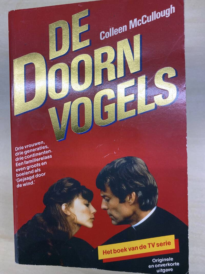 De doornvogels - Colleen McCullough