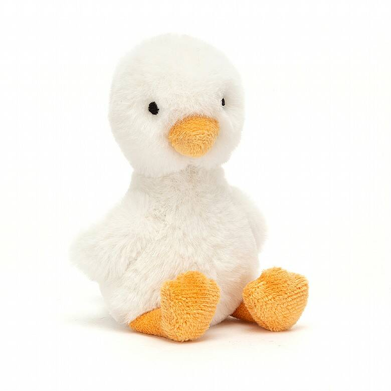 Diddy Duckling Cream - Jellycat