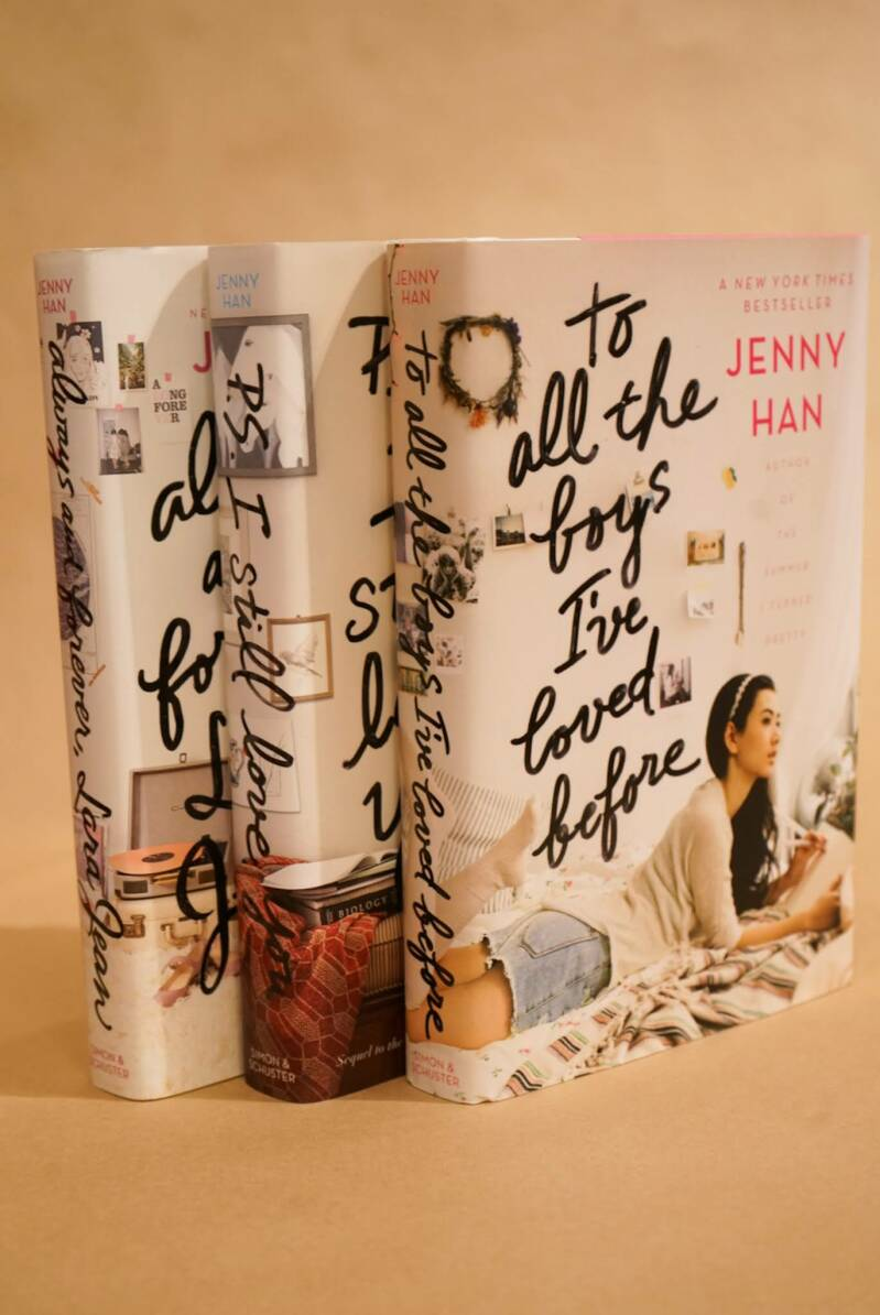 To all the boys I've loved before Triologie - Jenny Han