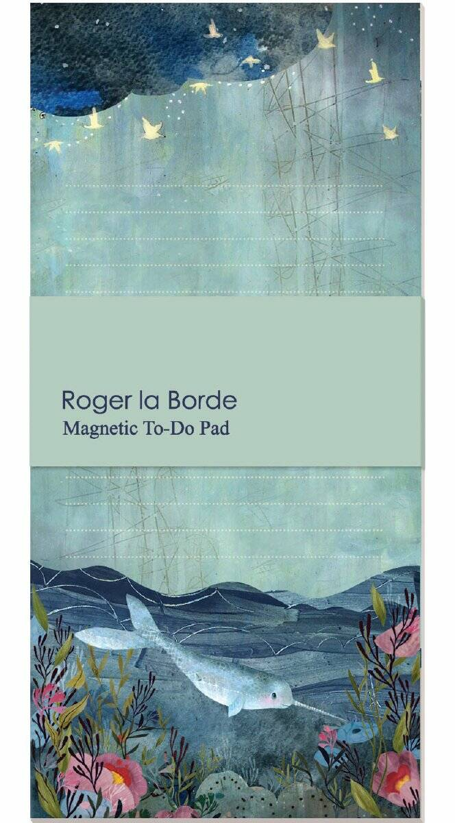 Magnetische To-do blok Sea Dreams  - Roger la Borde