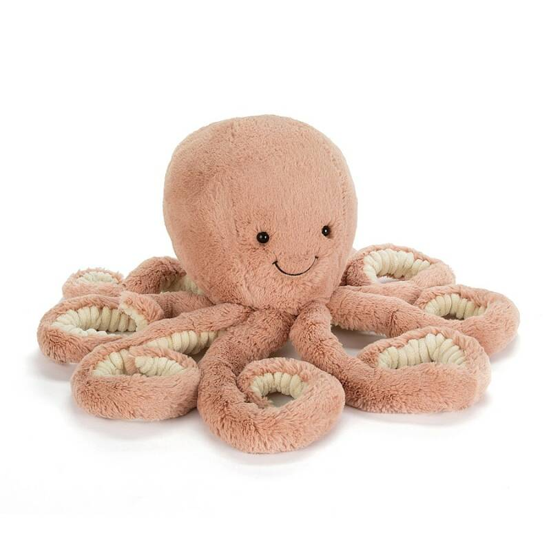 Odell Octopus Small - Jellycat