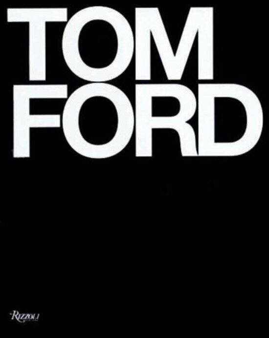 Coffeetable book | Tom Ford