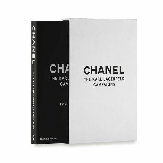Coffeetable book | The Karl Lagerfeld Campaigns
