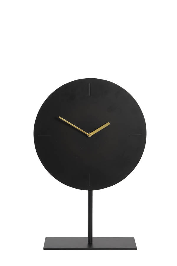 Clock on stand