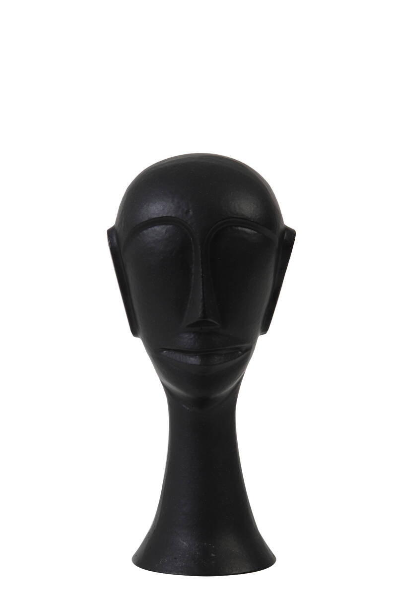 Ornament Head | Black