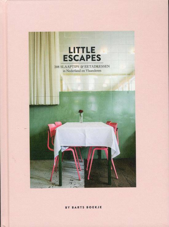 Coffeetable book | Little Escapes