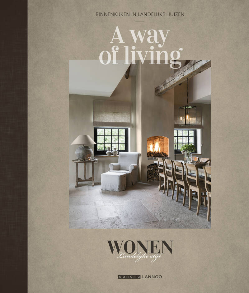 Coffeetable book | A way of living