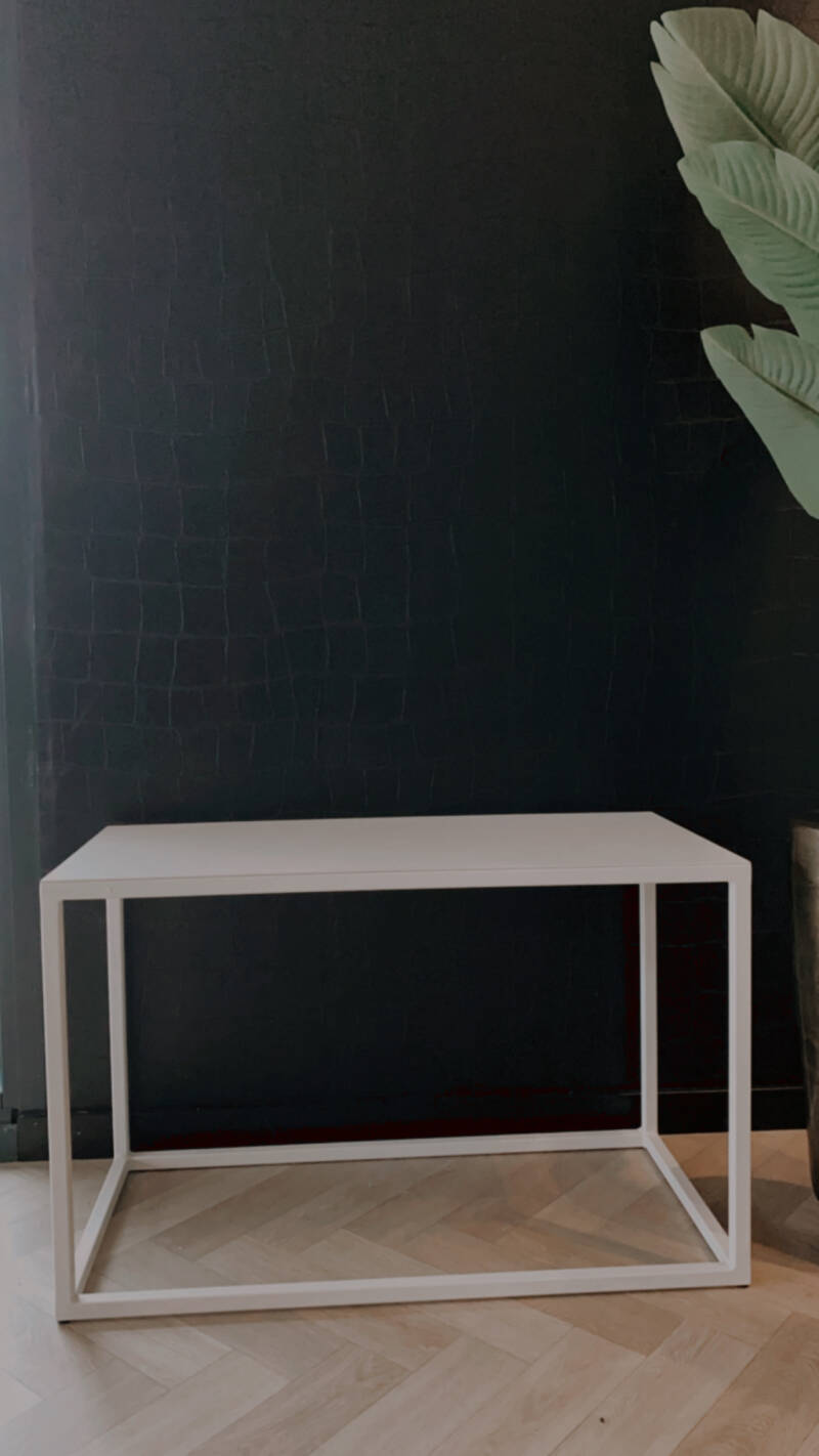 SALE | Sidetable Small White