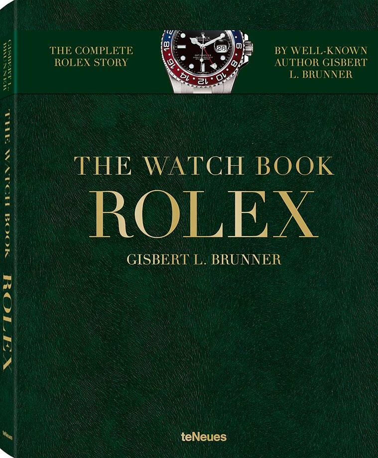 Coffeetable book | The Watch Book Rolex
