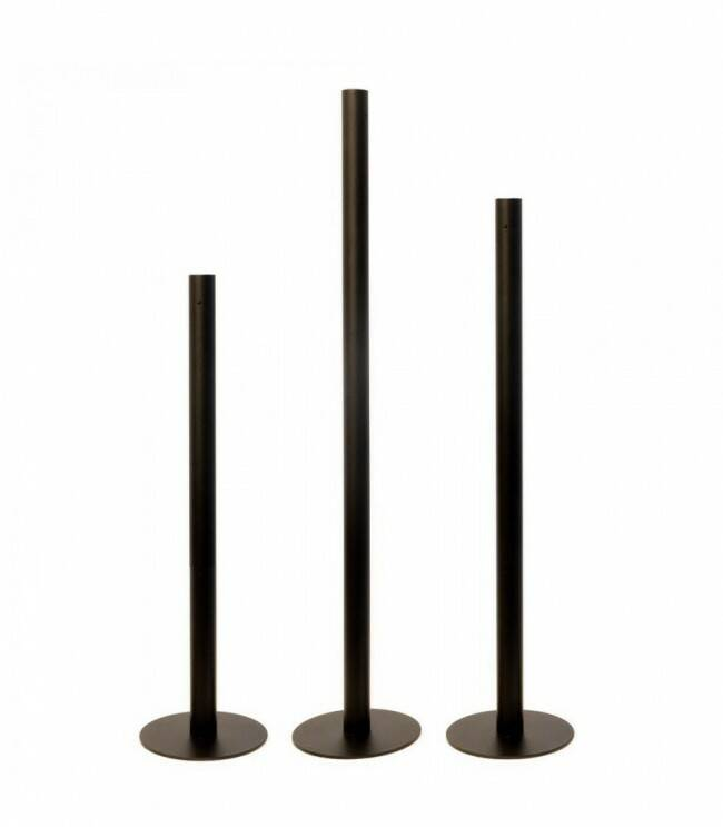 NEW IN | Ekeberga Candlestick Black