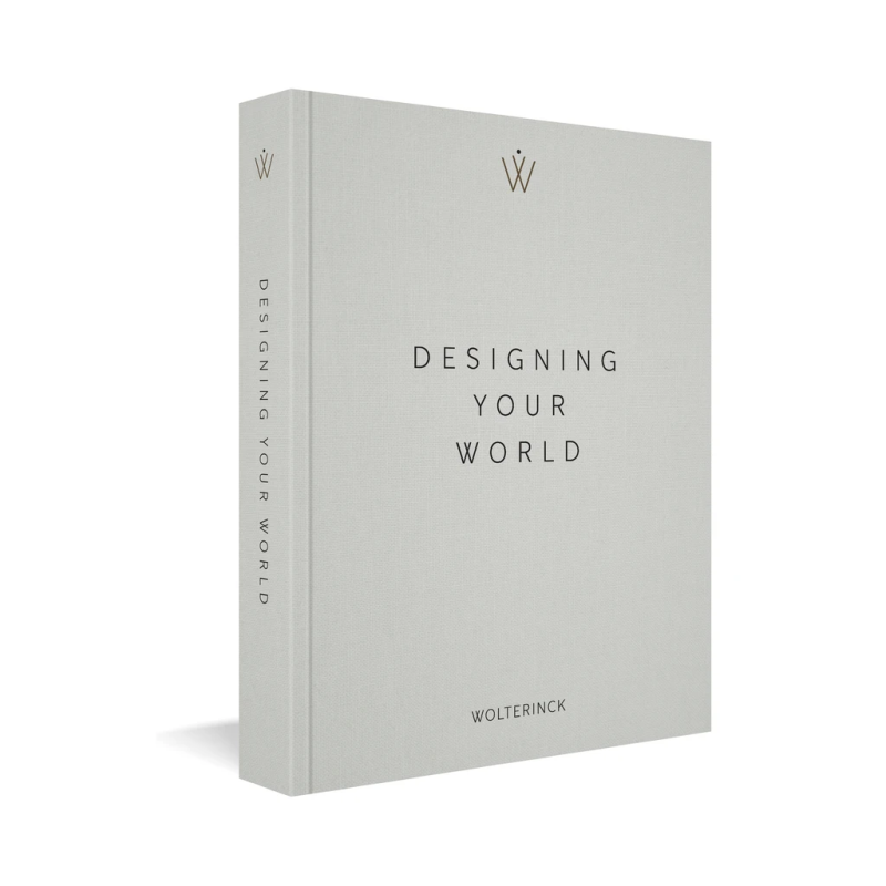 Coffeetable book | Designing your world