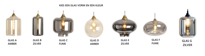 Design your own lamp | Glass