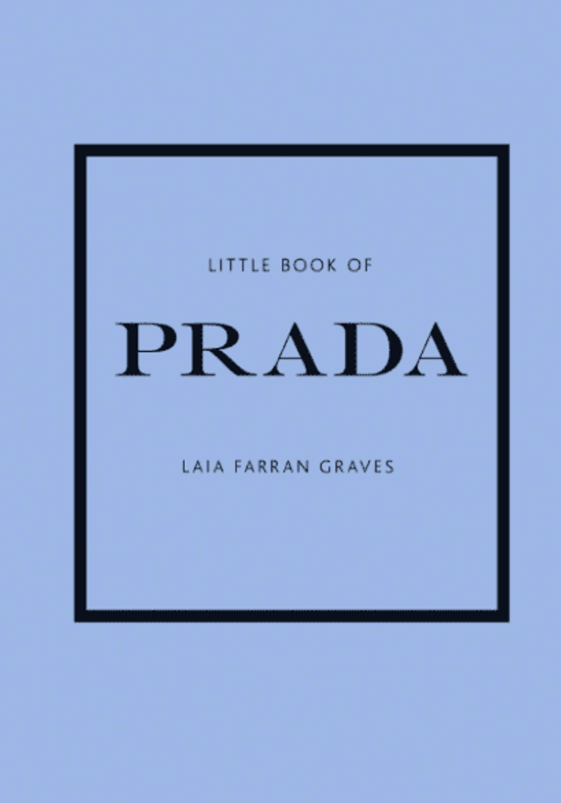 Coffeetable book | Little Book of Prada