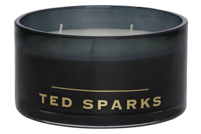 TED SPARKS - Bamboo & Peony Magnum Candle