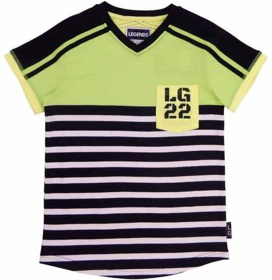 Legends22 - Shirt Robbe Darkblue Green