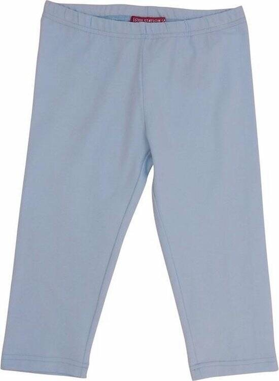 Lovestation22 - Legging 3/4 Light Blue