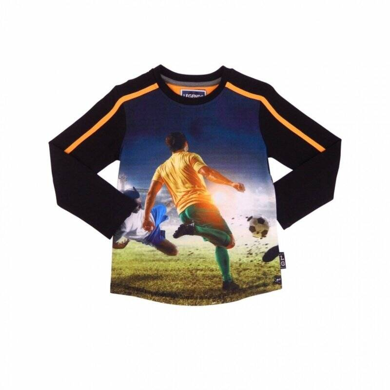 Legends22 - Longsleeve Christiano Multicolor