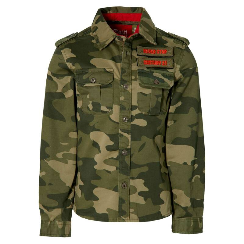 Blouse Fender Olive Green Army