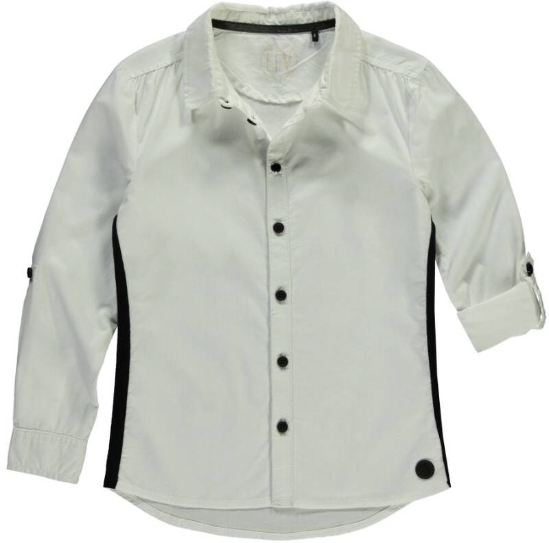 Blouse Dinthe White