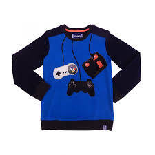 Trui Controllers Mid Blue