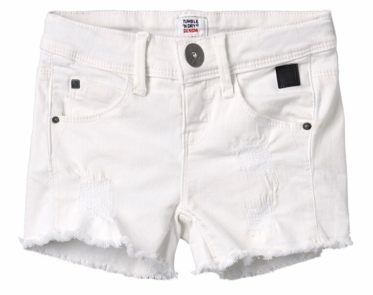 Broek Benja Denim White