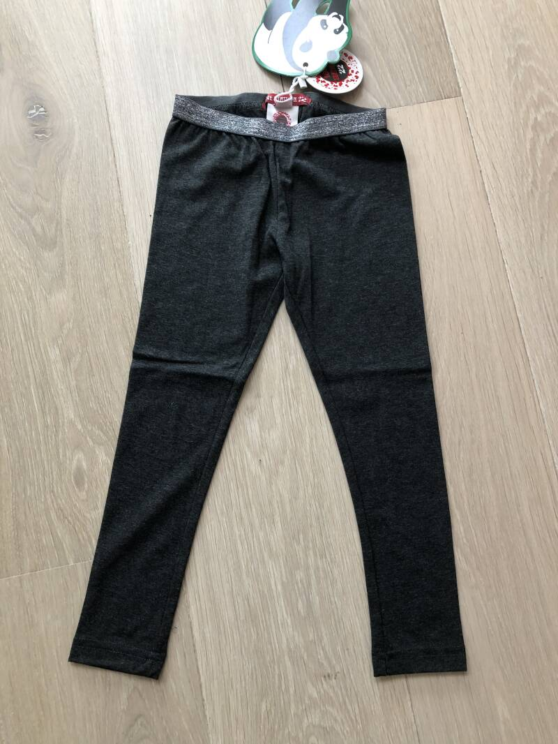 Legging Dark Grey Melange