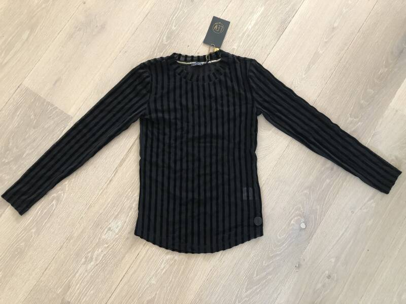 Longsleeve Barbara Black