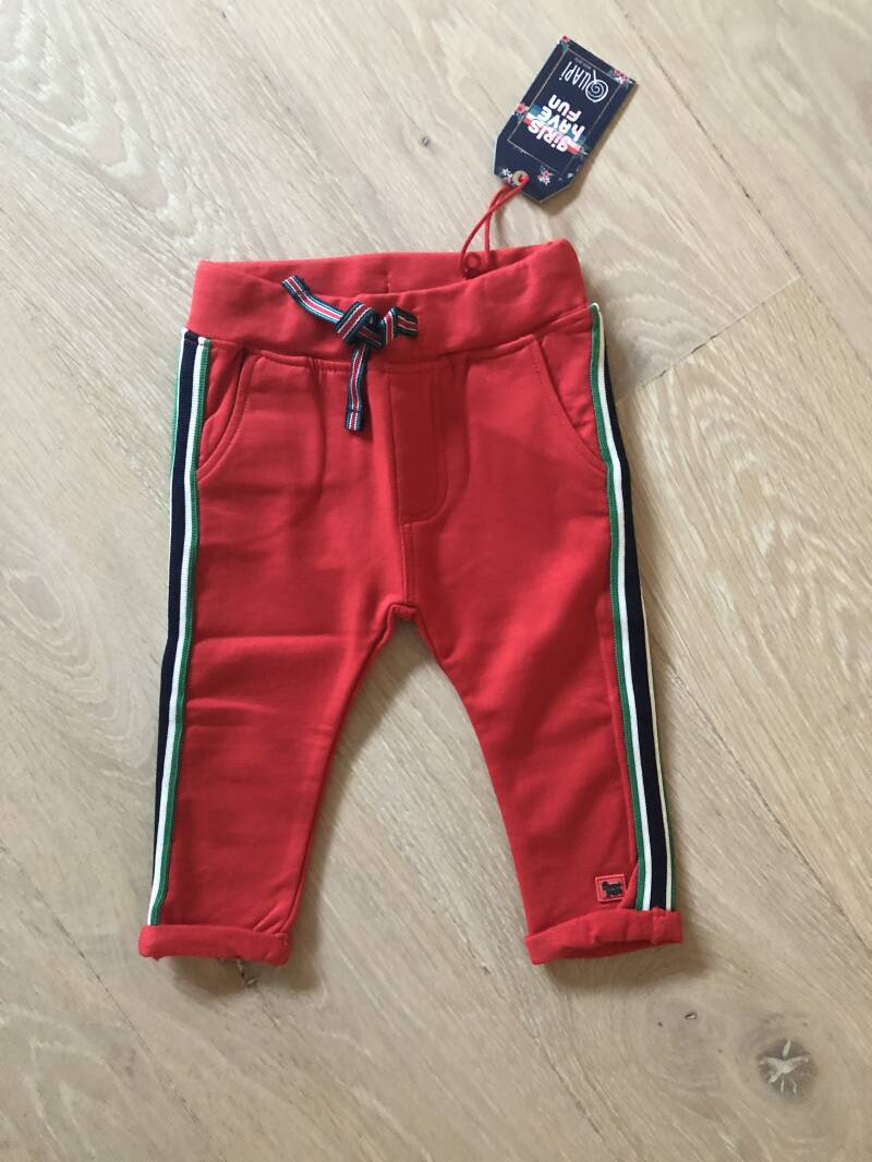 Broek Veronique Lol Red