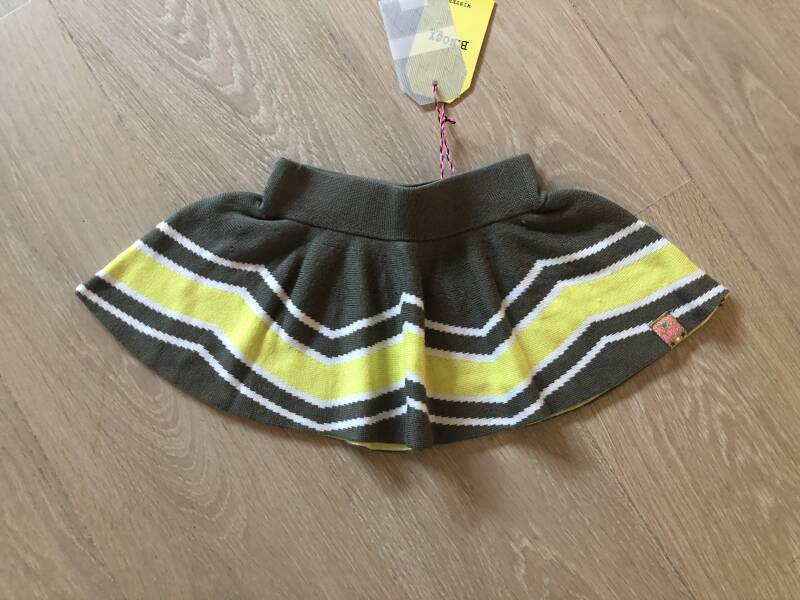 Rok Green-Yellow Stripe
