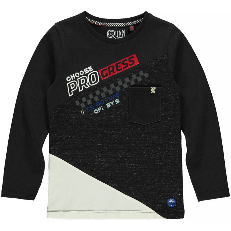 Longsleeve Tad Tires Grey