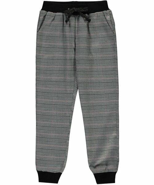 Broek Tilly OffWhite Check