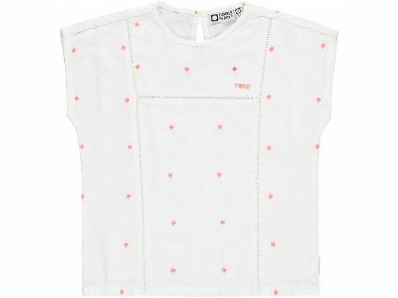 Shirt Campell Paper White