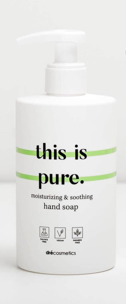 """Hand Soap """"this is pure"""" 300ml"""