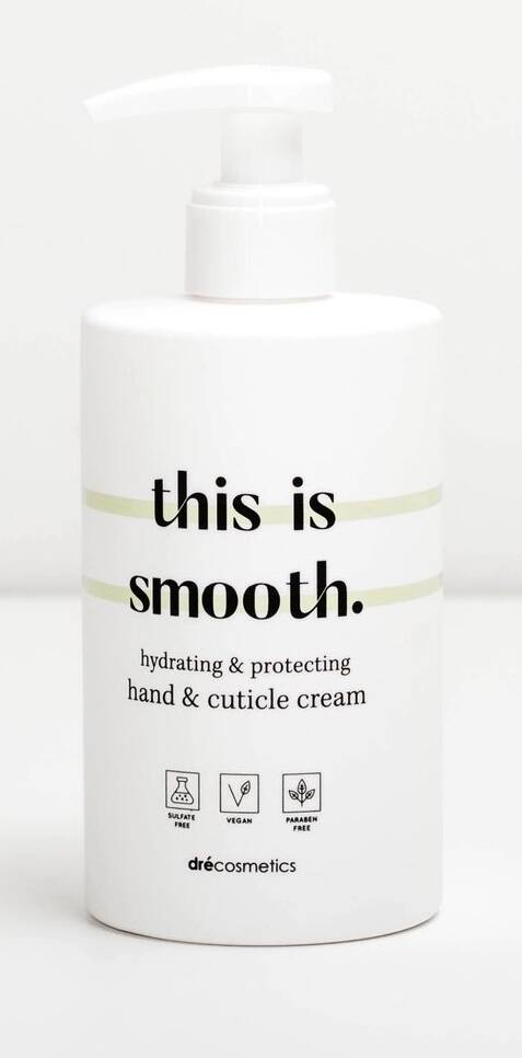 "Hand & Cuticle Cream ""this is smooth"" 300ml"