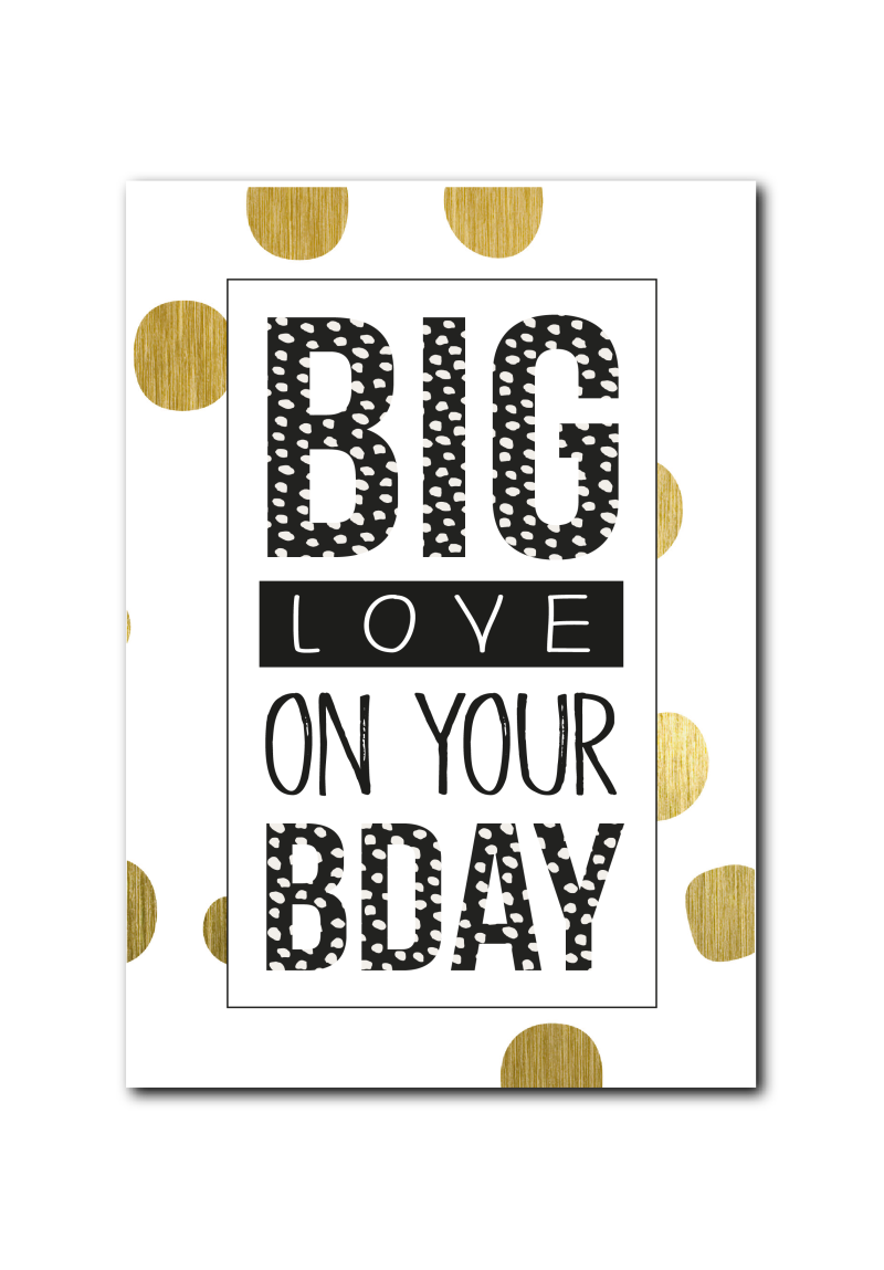 WS - Q3 :  BIG love on you Bday