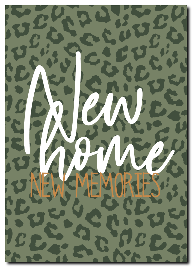 WS Q-1.2020 : New home, new memories