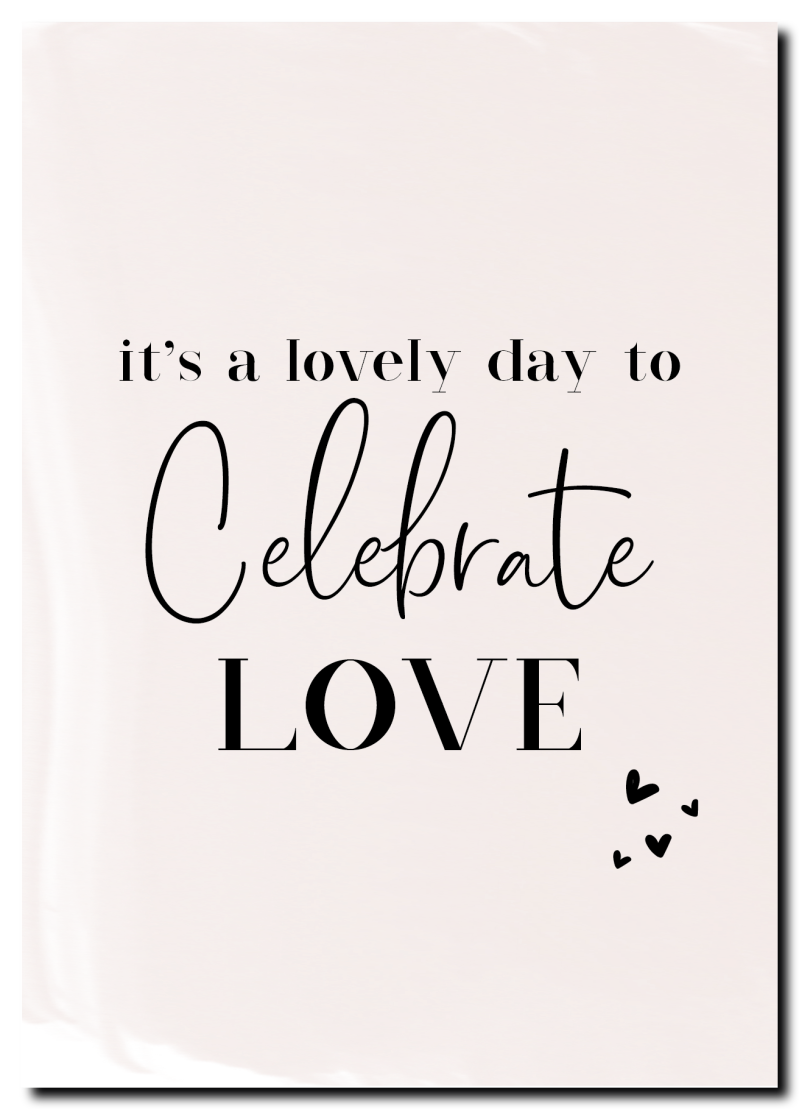 WS Q-1.2020 : It's a lovely day to celebrate love