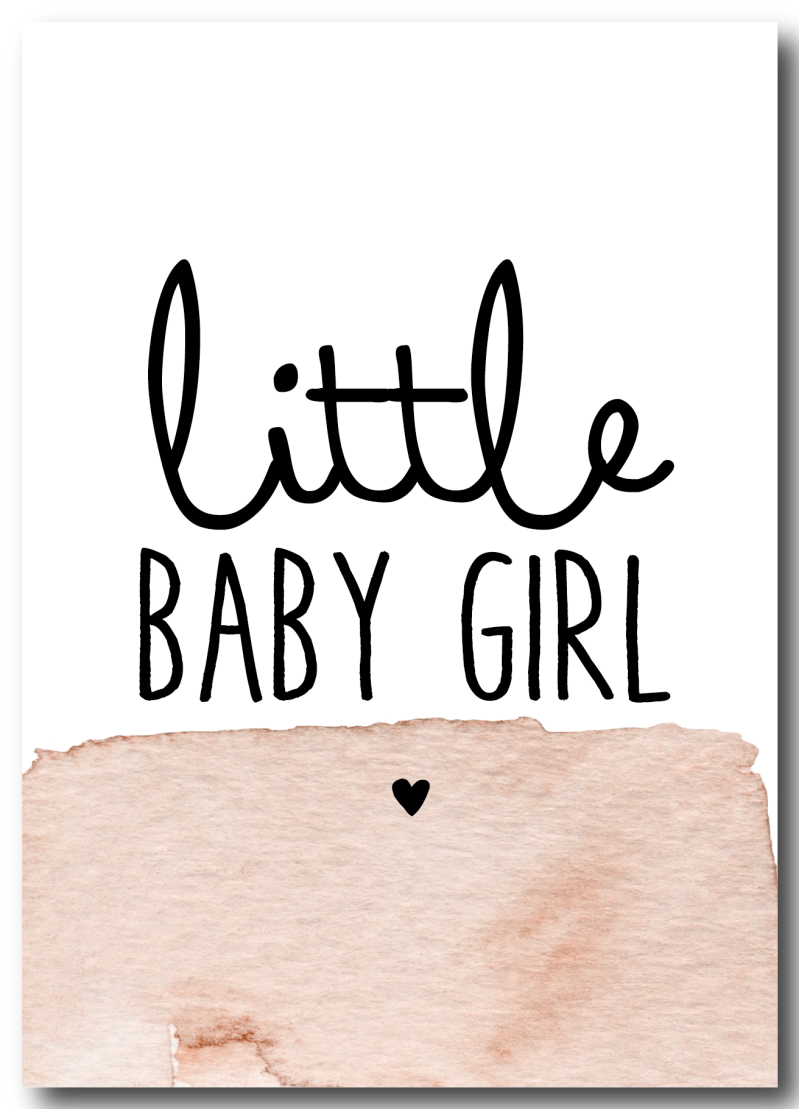 WS Q-2.2020 : Little baby girl