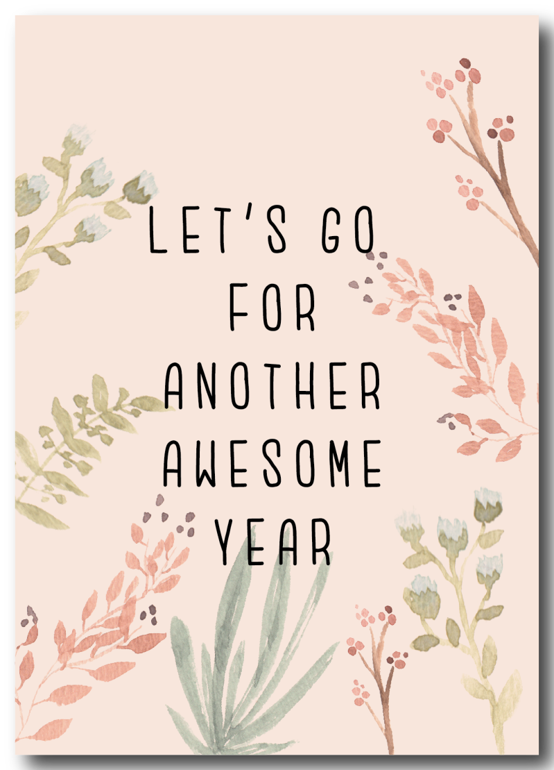 WS Q-2.2020 : Let's go for another awesome year!