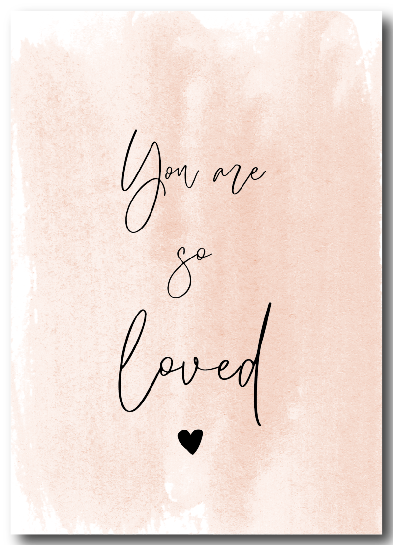 WS Q-2.2020 : You are so loved