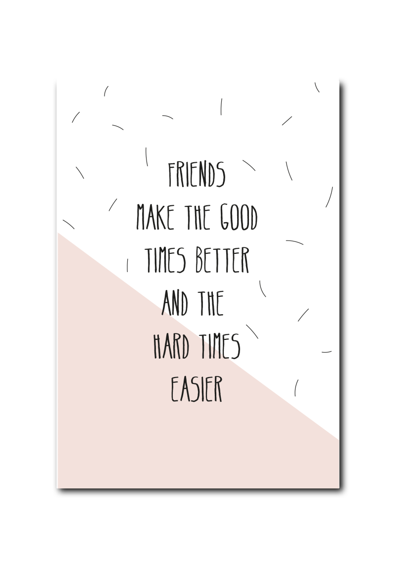 WS  : Friends Quote