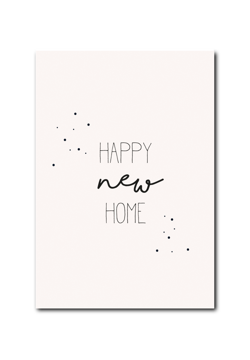 WS  : Happy new Home
