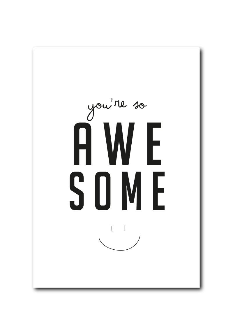 WS Q-3 : You're so awesome!