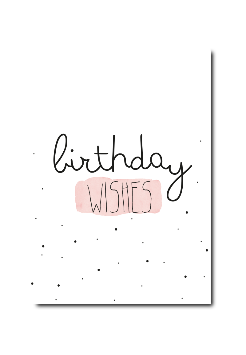 WS  : Birthday Wishes
