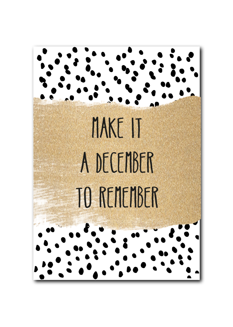 SALE : Make it a december to remember