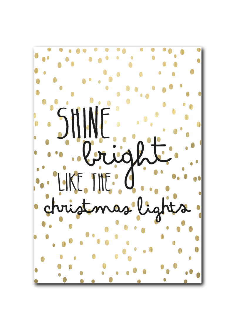 SALE : Shine bright like the Christmas lights