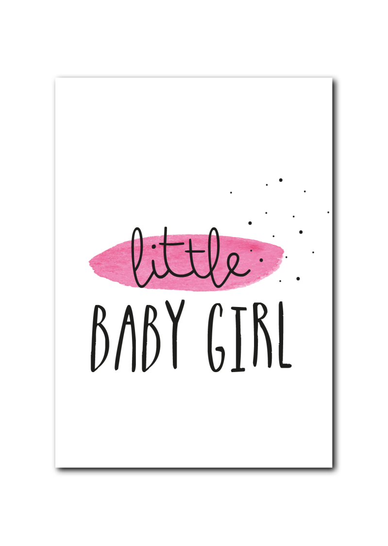 SALE : Little baby girl