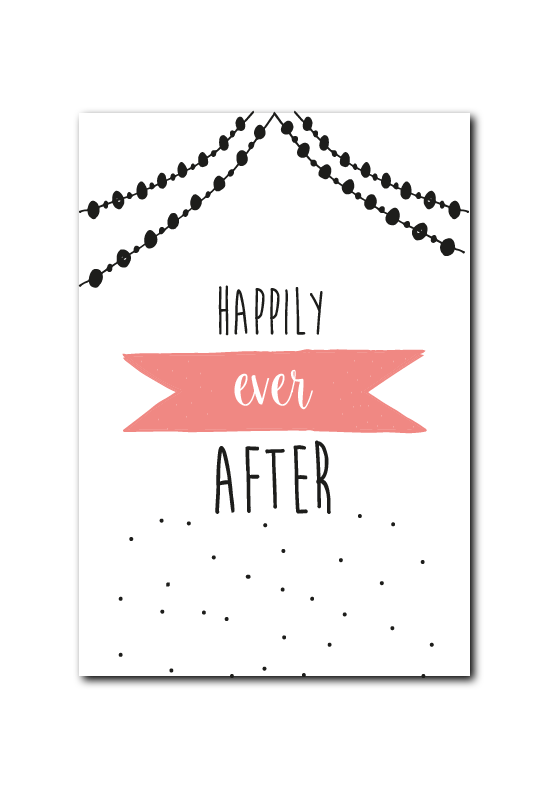 SALE : Happily ever after