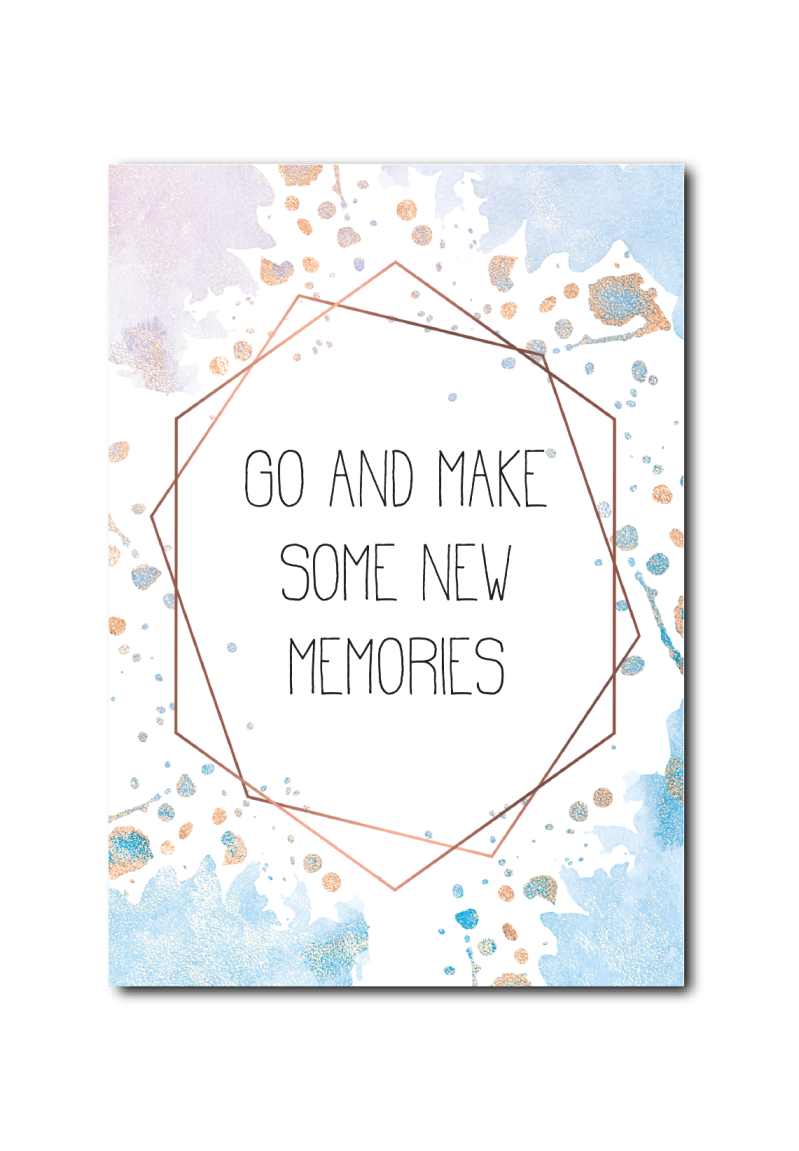 SALE : Go and make some new memories